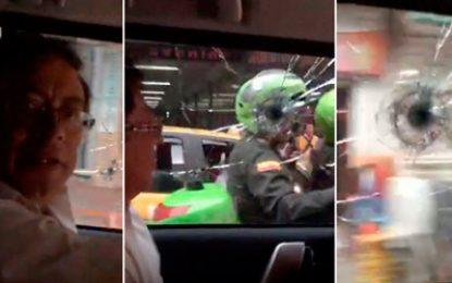 Confusión por posible agresión a Gustavo Petro en Cúcuta