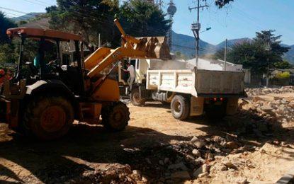 A buen ritmo avanza la construcción del plan centro de Pueblo Bello