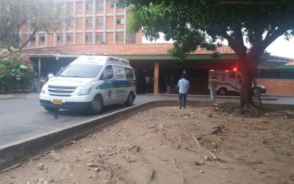 Taxista hiere de 15 puñaladas a su compañera sentimental en Valledupar