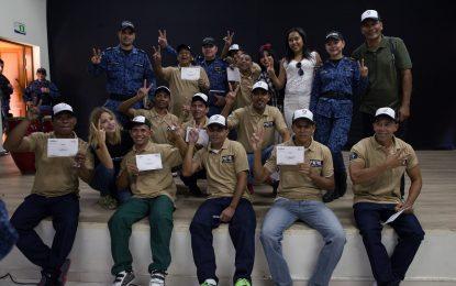 Grupo de teatro carcelario de Valledupar, dirigido por docente de la UPC gana festival nacional