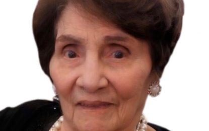 Hasta siempre tía Magola