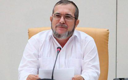 'Timochenko' hospitalizado por fuerte dolor en el pecho: Farc