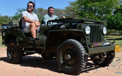 Los Jeep Willys Parranderos se toman a Santa Marta este 7 de abril