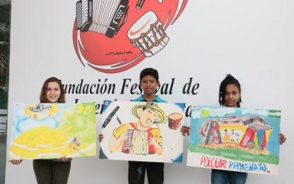 'Vives Pintando', talento estudiantil al servicio del folclor vallenato