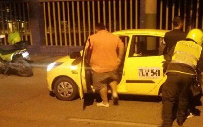 Capturados dos menores de edad por hurto a un taxista en Valledupar