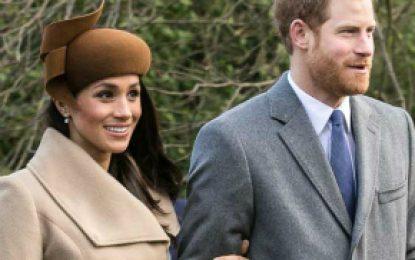 Donald Trump y la primera ministra británica Theresa May no fueron invitados a la boda del príncipe Harry