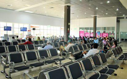 Más de 100 mil viajeros se movilizaron de enero a marzo en el Aeropuerto Alfonso López