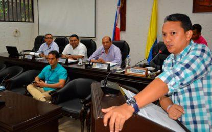 Concejales piden revisión de tarifas y más inversiones en escenarios a Indupal