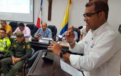 Al tránsito de Valledupar le falta más organización: Concejo