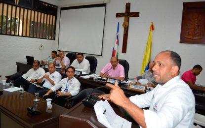 Adición presupuestal por más de $37.000 millones aprueba el Concejo de Valledupar