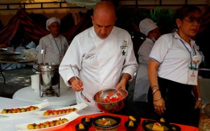 'Vive la cocina tradicional', el preámbulo al Festival Gastronómico del SENA