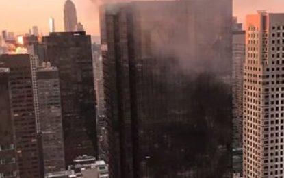Incendio en la Trump Tower deja un muerto y cuatro heridos