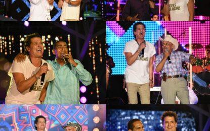 Vivieron los juglares en la inauguración del Festival de la Leyenda Vallenata