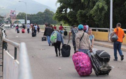 Este viernes Gobierno inicia Registro Administrativo de Migrantes Venezolanos