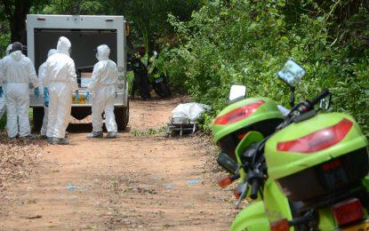 En el corregimiento de La Mesa, encuentran muerto a taxista desparecido desde el viernes
