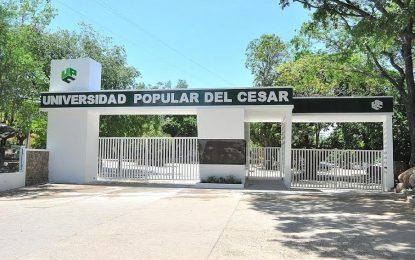 Están abiertas las inscripciones para el II semestre de 2018 en la Universidad Popular del Cesar
