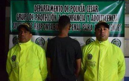 Adolescente fue capturado por el homicidio de periodista en estado de embarazo