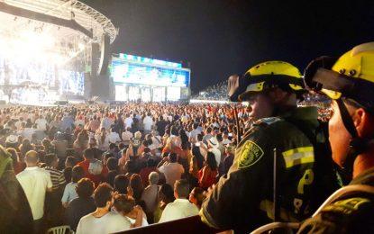 Más de 150 mil personas disfrutaron de la versión 51 del Festival Vallenato
