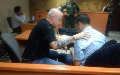 Alias 'Popeye' es enviado a la cárcel de Valledupar