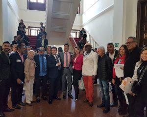 Acuerdo entre Sayco, Gobierno Nacional y Congreso, para proteger el derecho de autor en Colombia