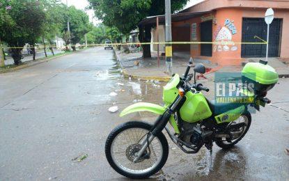 Un muerto y tres heridos en balacera en establecimiento comercial de Valledupar