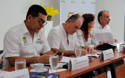 Carretera Las Raíces-El Alto de la Vuelta-Badillo aprobada en Ocad regional