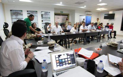 Gobierno departamental socializó decreto que adopta normas para la conservación del orden público en elecciones