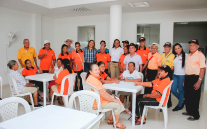 Drummond Ltd. dotó centro geriátrico en el corregimiento La Victoria de San Isidro en La Jagua de Ibirico