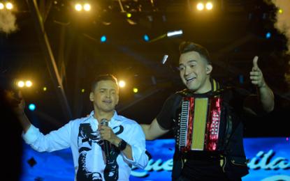 Jorge Celedón,cantará en el 'Tour Ida y Vuelta' de Ricardo Montaner en Barranquilla