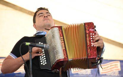 Un boyaco, el representante del Festival Vallenato ante el mundo