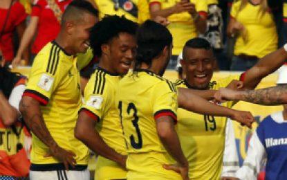 Selección Colombia continuó su preparación en Bogotá