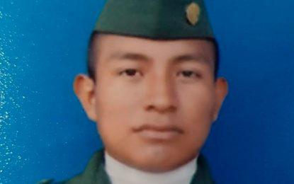 Murió soldado arrollado por conductor de vehículo que burló puesto de control en La Guajira
