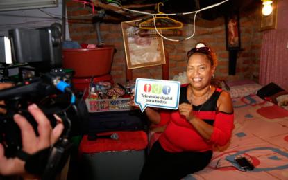 La televisión digital llegó a 4.500 hogares en Valledupar