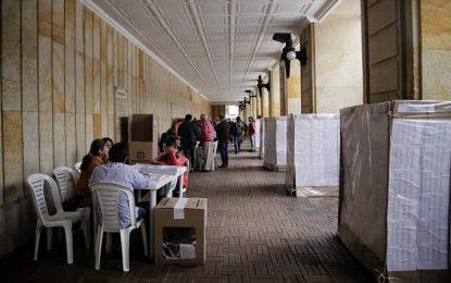 Registrador niega que se esté preparando un fraude para las elecciones presidenciales