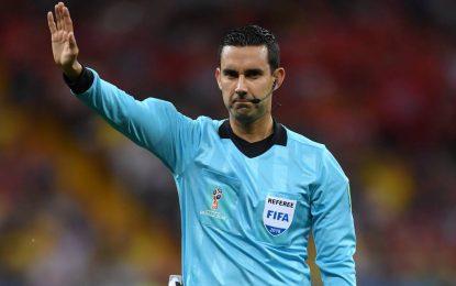 El mexicano César Ramos será el árbitro para Colombia-Polonia