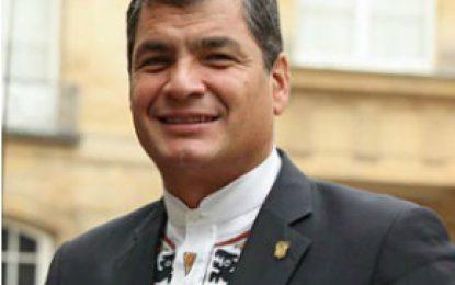 Ecuador: Presidente Lenín Moreno recrimina a legisladores que evitaron acción contra Rafael Correa