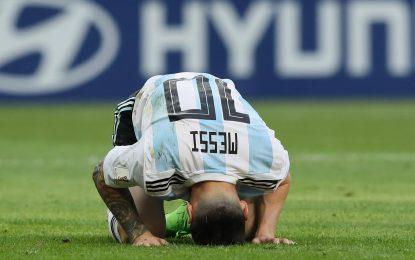 Con goleada en contra, Argentina se despide de Rusia 2018. Francia avanza a cuartos