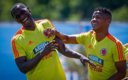 La Selección Colombia entrenó pensando en Inglaterra