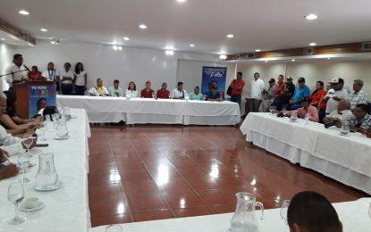 Miembros de seis partidos y movimientos políticos en Cesar anuncian apoyo a Gustavo Petro