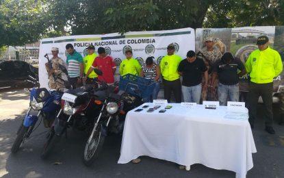 """Desarticulada la banda criminal 'Los Domiciliarios"""""""