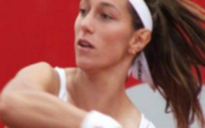 Mariana Duque se clasifica a las semifinales del Abierto de 60 mil dólares de Hungría