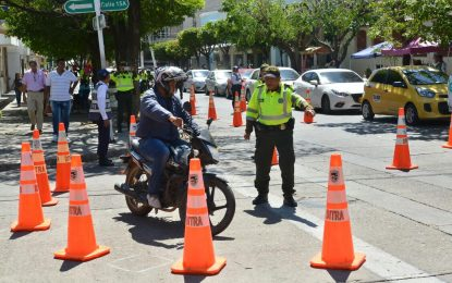 En Valledupar, el 'Día sin Moto' será el martes 3 de julio tras nueva modificación al decreto