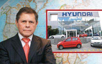 Ordenan captura contra empresario del Cesar Carlos Mattos por caso Hyundai