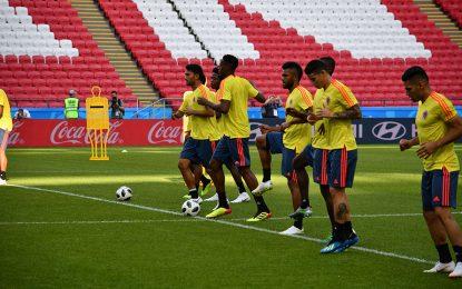 Selección Colombia hizo reconocimiento del Kazán Arena
