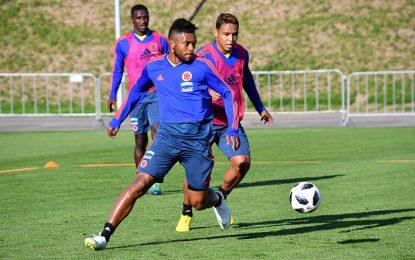 Selección Colombia prepara su segundo encuentro en el Mundial de Rusia 2018