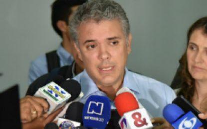 Duque anunció su respaldo a la creación del Ministerio del Deporte