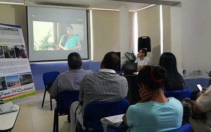 En La Guajira y el Cesar, excombatientes de las Farc construirán las Ciudadelas de la Paz