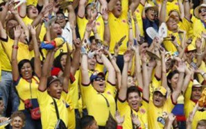 Gobierno autoriza que funcionarios públicos puedan ver los partidos de Colombia en el Mundial
