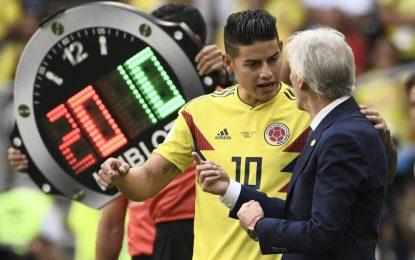 Así quedan las cuentas de Colombia para clasificar