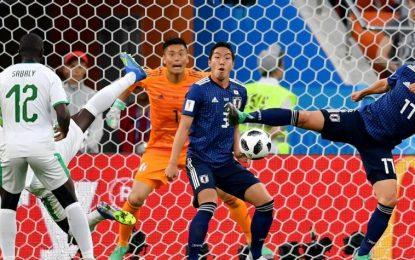 Senegal y Japón dejaron con vida a Colombia: empate 2-2, en el grupo H